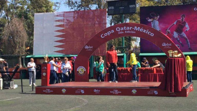 Copa Qatar-México
