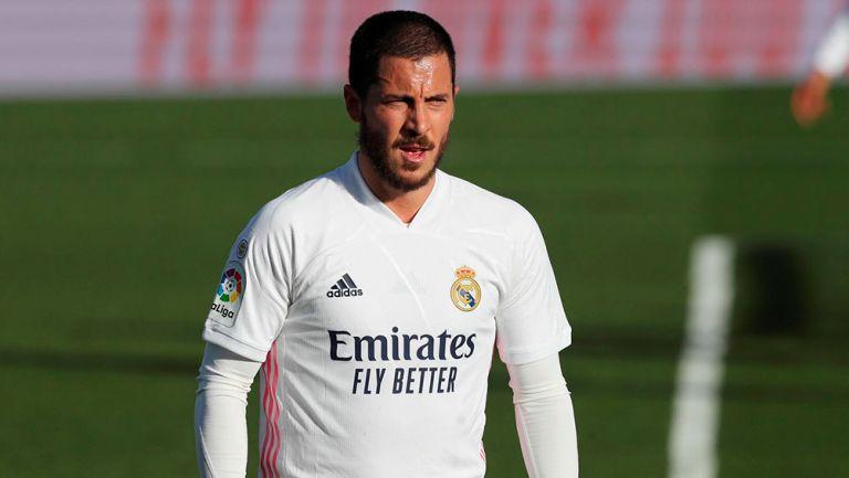 Real Madrid: Eden Hazard descartó que piense salir del club merengue
