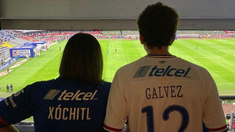Xóchitl Gálvez celebró campeonato del Cruz Azul: 'Eso es todo chin...ao'