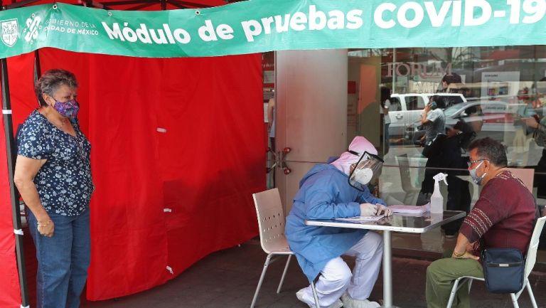 México registró 6 mil 917 nuevos casos de covid-19; muertes sumaron 4 mil 272
