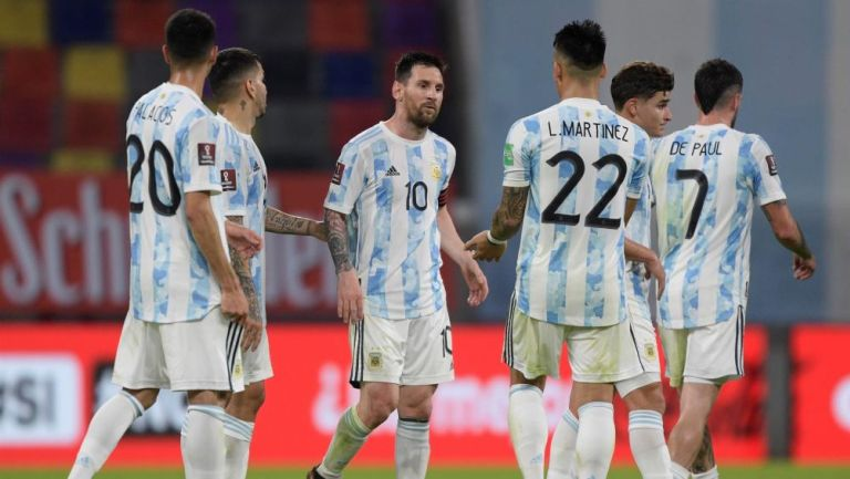 Argentina en lamento de gol