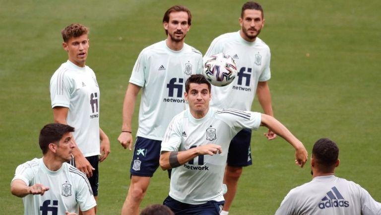 España se prepara para la Eurocopa