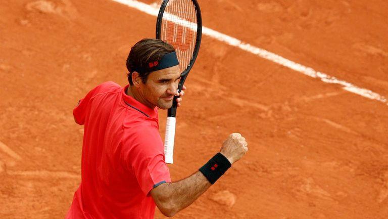 Roland Garros: Roger Federer batalló contra Marin Cilic, pero avanzó a tercera ronda