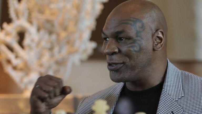 Mike Tyson, exboxeador profesional