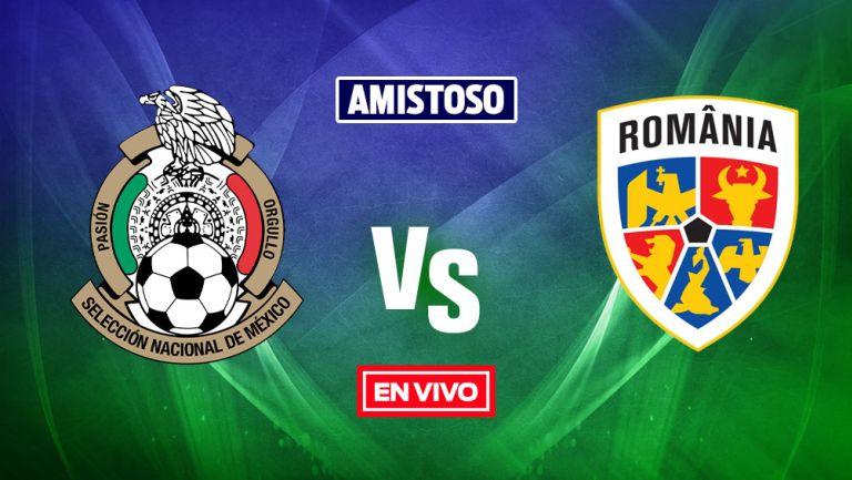 EN VIVO Y EN DIRECTO: México Sub 23 vs Rumania Sub 23 Amistoso