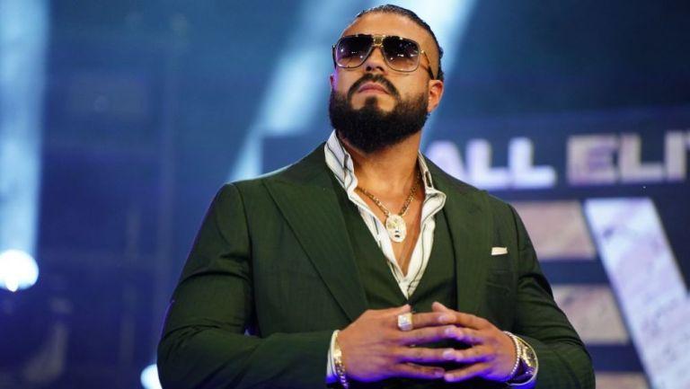 Andrade El Ídolo en AEW
