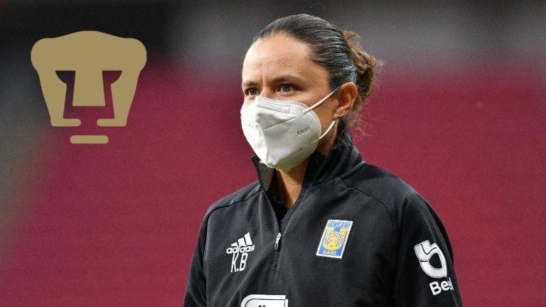 Karina Báez llegará a los Pumas