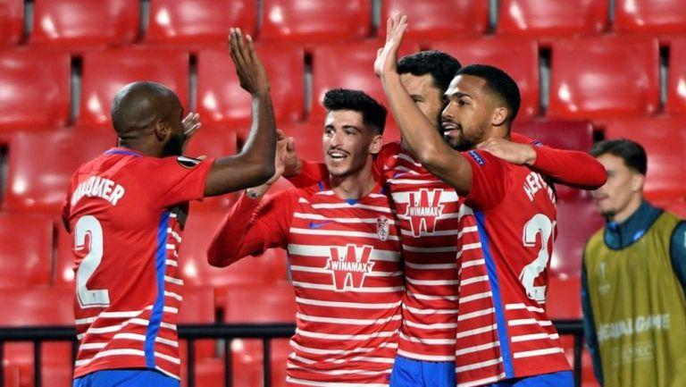 Darwin Machis sobre temporada histórica del Granada: 'La clave fue la mentalidad'