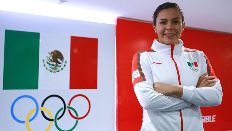 Brianda Tamara Cruz en presentación