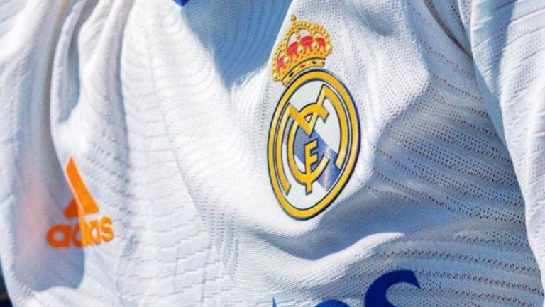 Primer uniforme del Real Madrid