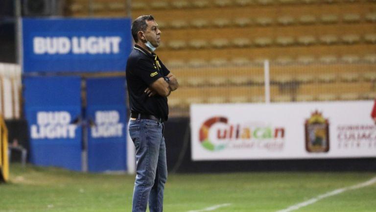 David Patiño, nuevo técnico del Herediano de Costa Rica