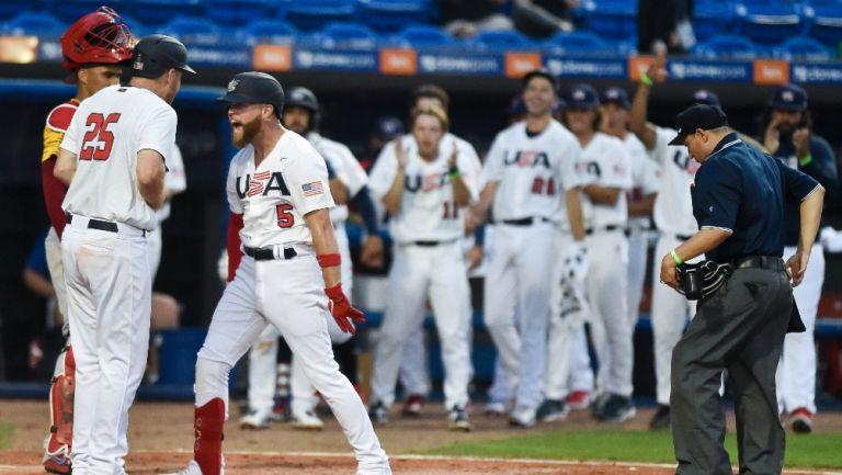 Tokio 2020: Estados Unidos clasificó a Juegos Olímpicos en beisbol