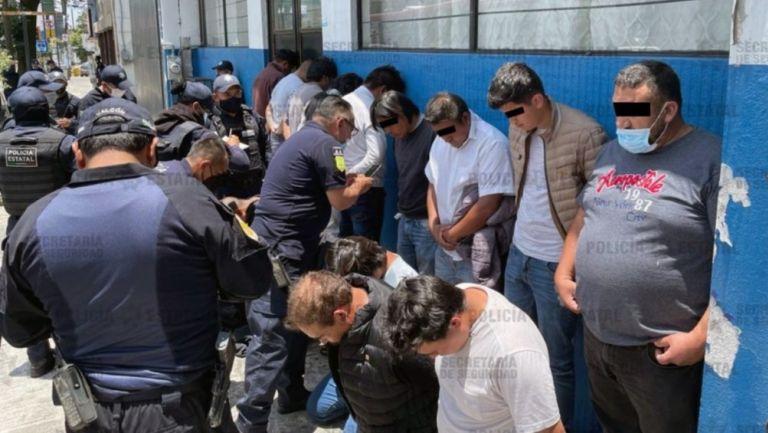 Elecciones México: Detienen a 15 sujetos que agredieron casilla en Metepec