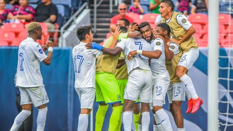 Honduras, tercer lugar de la Nations League
