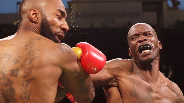 Chad Ochocinco vs Maxwell
