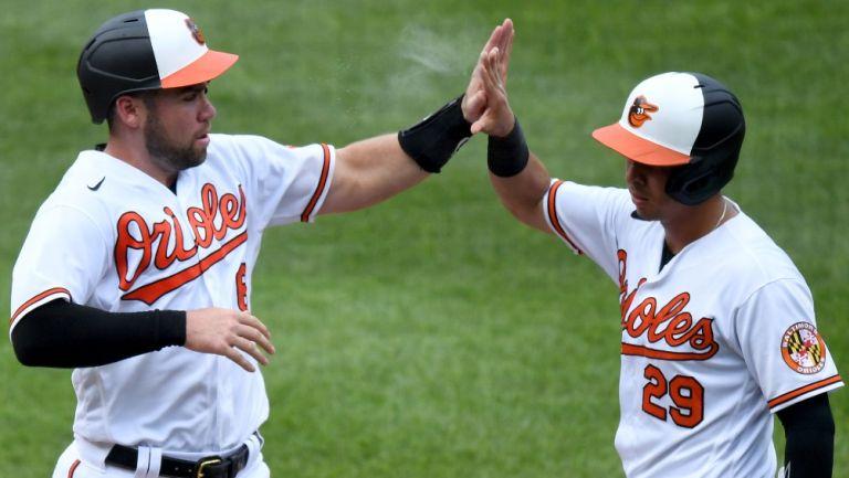 MLB: Ramón Urias conectó cuadrangular en victoria de Baltimore sobre Cleveland