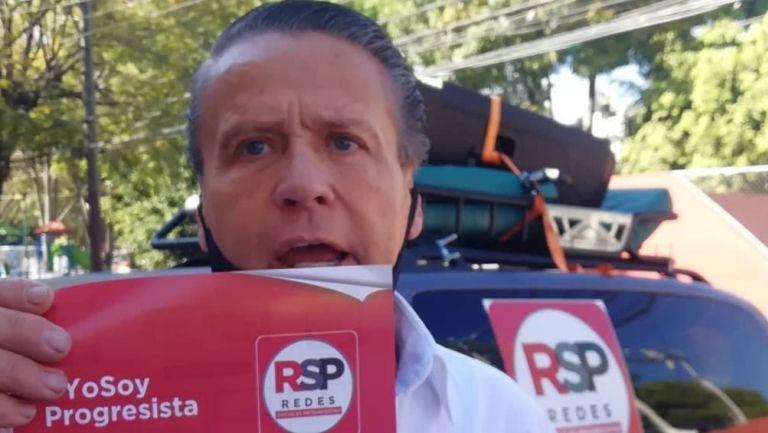 Elecciones México: Alfredo Adame, último lugar en comicios por el Distrito 14 de Tlalpan