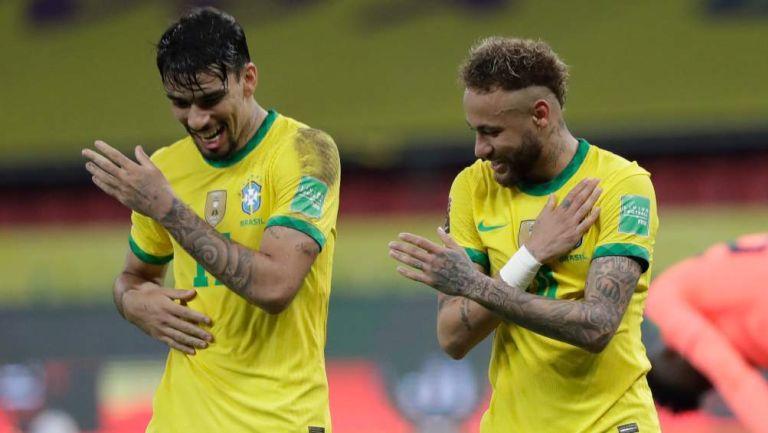 Brasil en partido