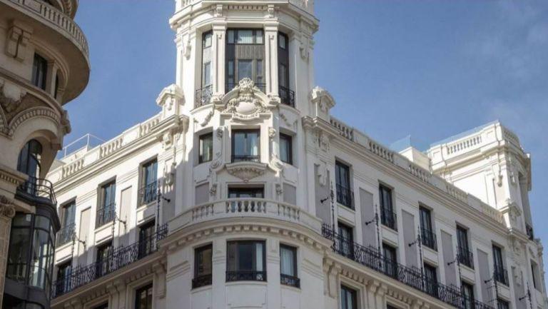 Hotel Pestana CR7 Gran Vía Madrid