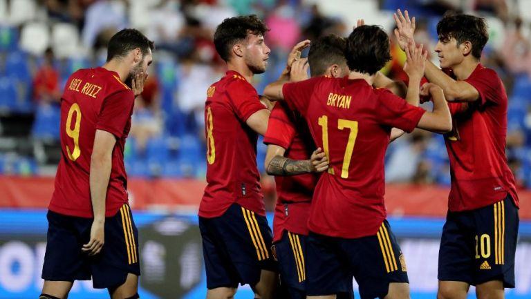 Selección España: Goleó a Lituania en partido de preparación para la Euro 2020