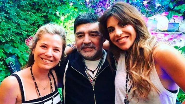 Maradona: Hija de Diego se opone a subasta de pertenencias de su padre