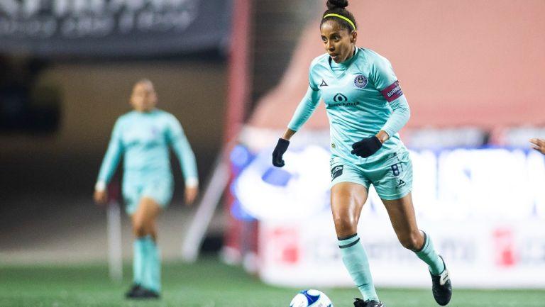 Casandra Montero, nueva jugadora de Chivas Femenil