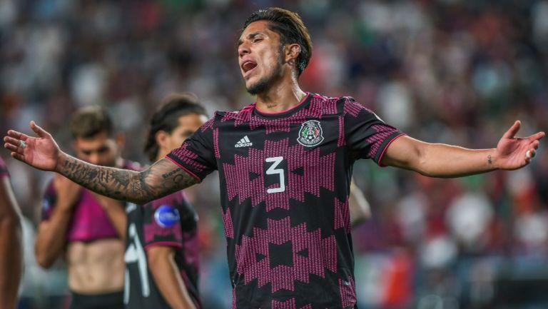 Selección Mexicana: César Montes y Carlos Salcedo son bajas del Tricolor