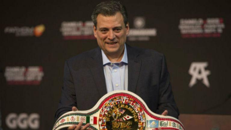 Mauricio Sulaimán: 'Incursión de influencers en el boxeo no se puede controlar'