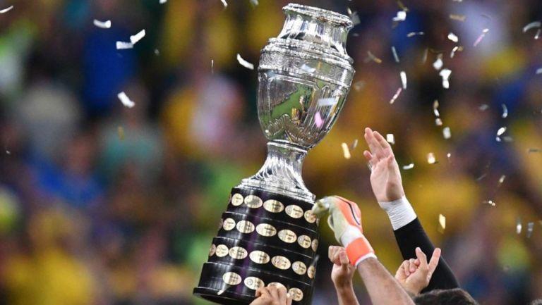 Alzan la Copa América