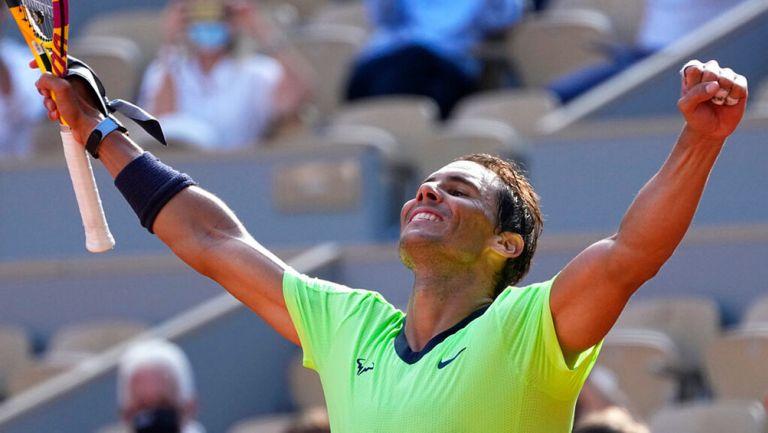 Roland Garros: Nadal perdió un set por primera vez en dos años, pero eliminó a Schwartzman