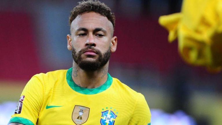Neymar Jr pidió que se respaldará no llevar a cabo la Copa en Brasil