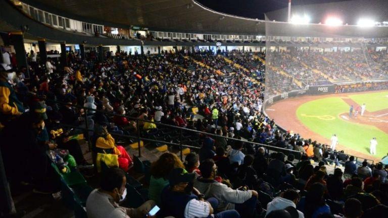 Estadio Hermanos Serdán