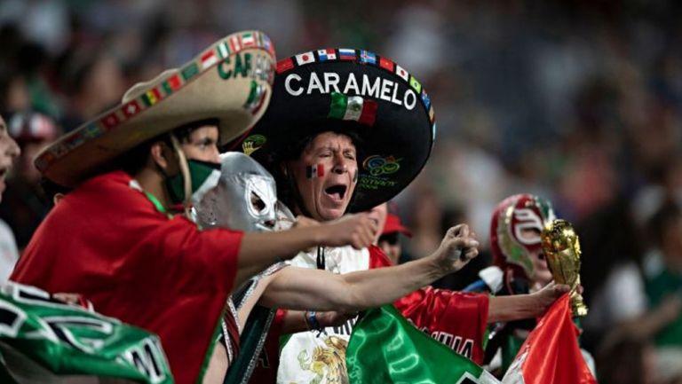 Afición en la Final de la Liga de Naciones