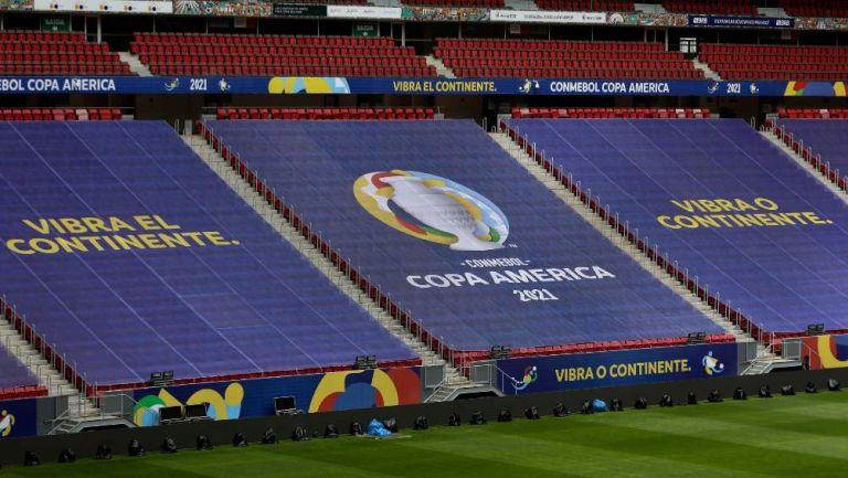 Copa América 2021 en Brasil