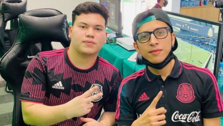 Luis Villanueva (der.) y Joksan Redona (izq.)