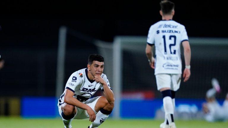 Pumas: Anunció cuatro casos positivos a covid-19 en el club
