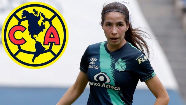 Liga MX Femenil: América fichó a Alexandra Godínez