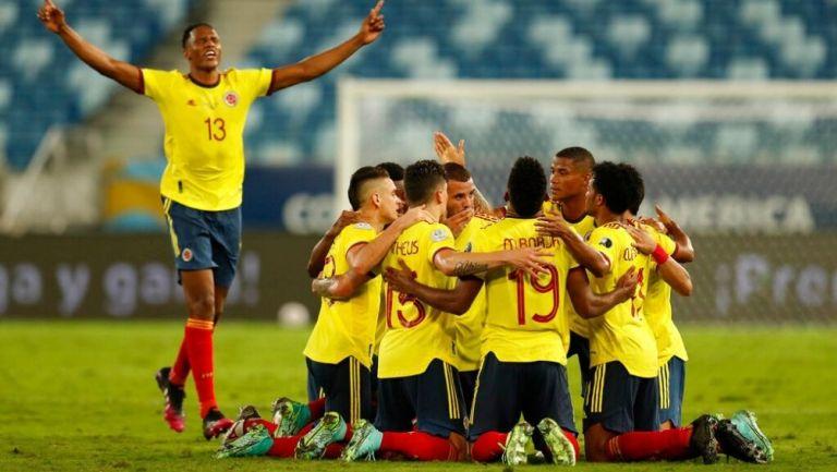 Colombia venció a Ecuador