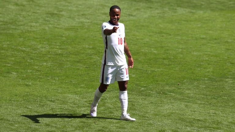 Raheem Sterling, tras gol ante Croacia: 'Sabía que tenía que marcar aquí'