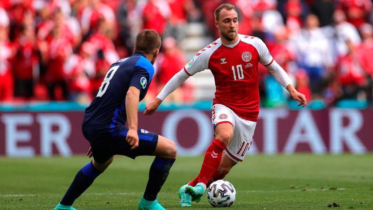 Christian Eriksen: Permanece estable y se le siguen practicando exámenes