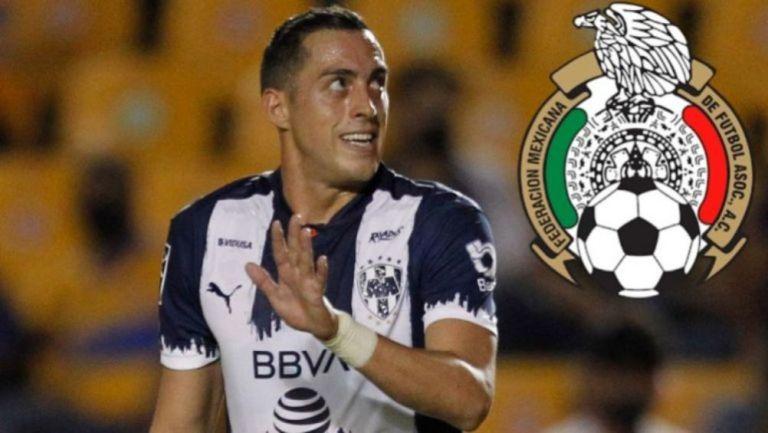 Rogelio Funes Mori en acción con Rayados