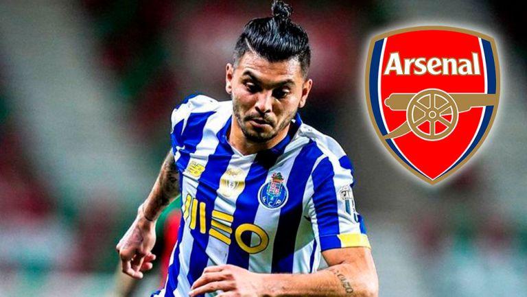 Tecatito Corona: Arsenal se sumaría a lista de interesados por el mexicano