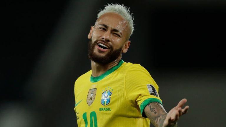 Neymar en Copa América
