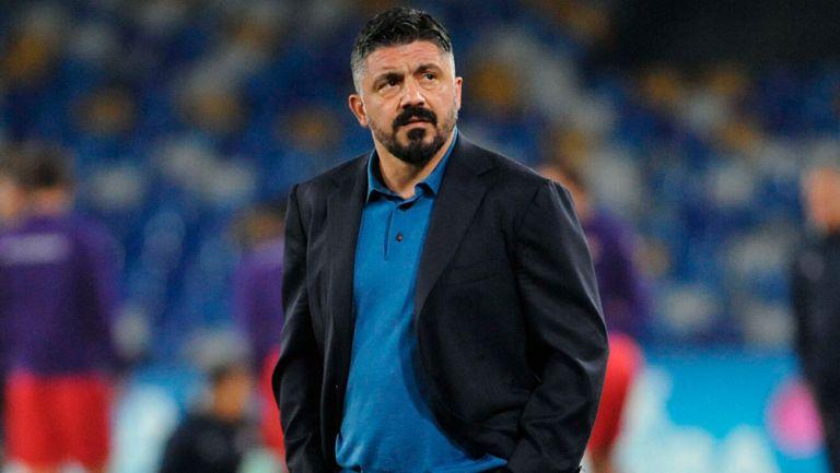 Gennaro Gattuso estaría en la mira de Tottenham tras dejar su puesto en Fiorentina