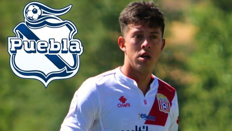 Puebla: Pablo Parra será nuevo jugador de La Franja