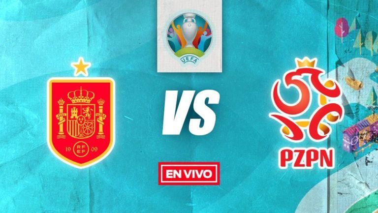 EN VIVO Y EN DIRECTO: España vs Polonia