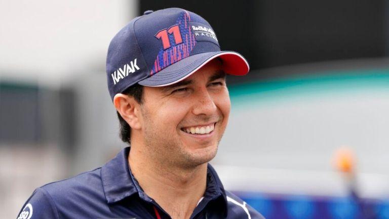 Checo Pérez previo al GP de Francia