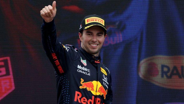 Sergio 'Checo' Pérez en el GP de Francia