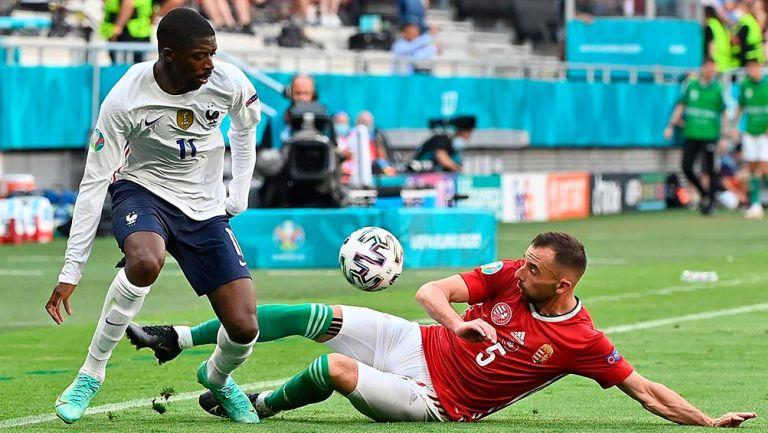 Francia: Ousmane Dembélé, baja definitiva de la Eurocopa por lesión de rodilla