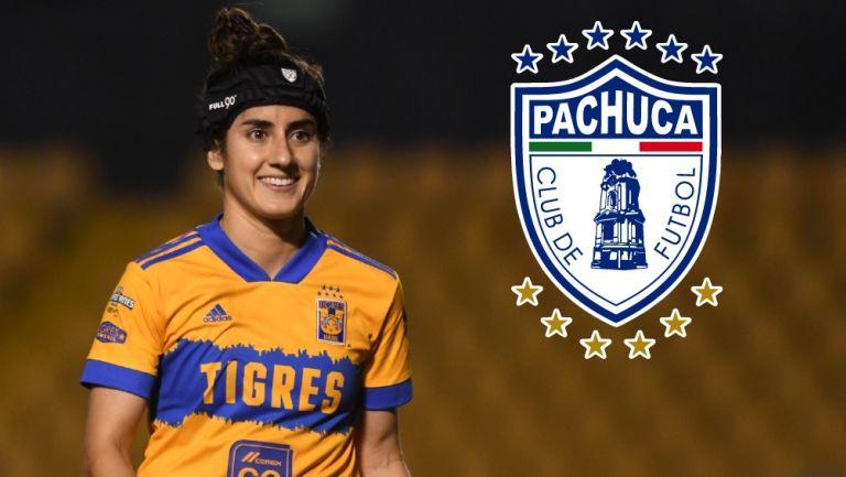 Liga MX Femenil: Natalia Gómez Junco es nueva jugadora de Pachuca